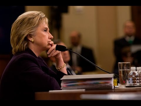 Clinton on Benghazi: 'I've Lost More Sleep Than All of You'