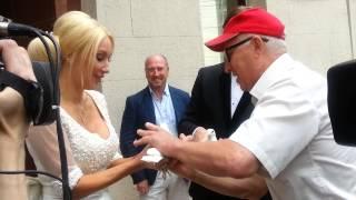 ЭКСКЛЮЗИВ СТАРХИТА: Свадьба Леры Кудрявцевой и Игоря Макарова