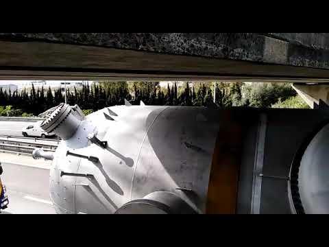 Video Transporte Especial Puente Eurogruas
