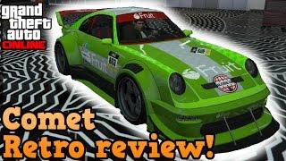 GTA online guides - Comet retro custom review