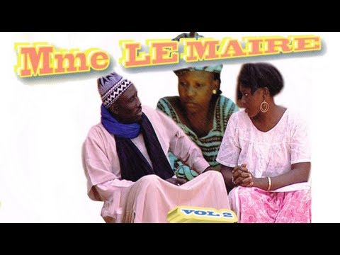 Mme Le Maire  Vol.2 Théâtre malien  Film complet