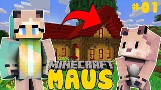 EINE MAUS AUF TOUR ✿ Minecraft MAUS #01