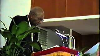 BLACK WALL STREET; Dr. Calvin McCutcheon Pastor of Mount Zion Baptist Church Tulsa, Oklahoma