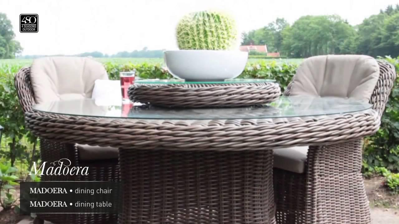 4 seasons outdoor madoera range youtube rh youtube com four seasons outdoor furniture uk four seasons outdoor furniture