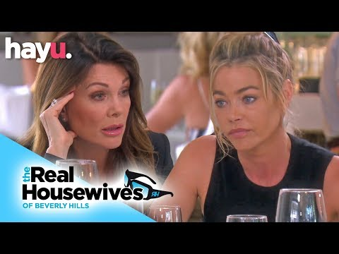 Denise Richards Gets Closer To Lisa Vanderpump | Season 9 | Real Housewives Of Beverly Hills