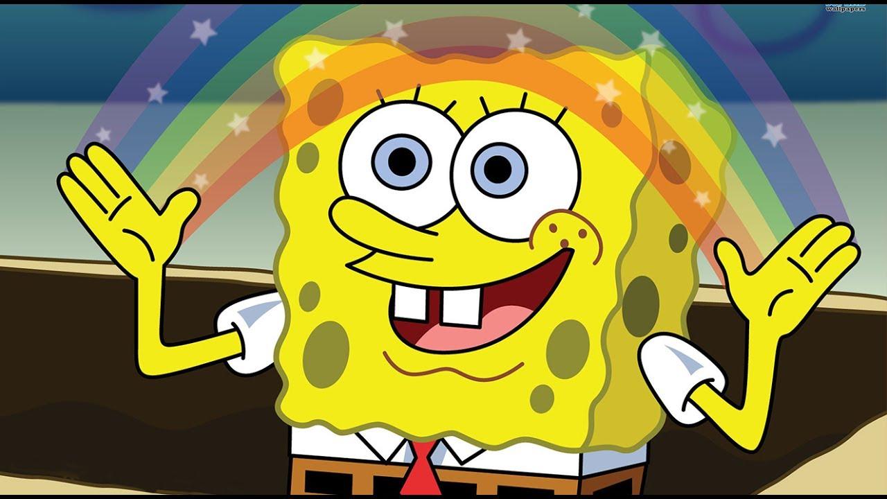 Full spongebob