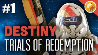 Destiny Trials of Redemption - The Dream Team (Road to Flawless) Part 1 Funny Gaming Moments