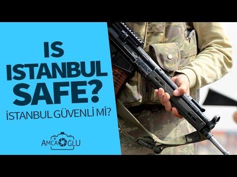 Turkey/ISTANBUL GÜVENLİ Mİ?(Reina Saldırısı, Askeri Darbe ve İstanbul'da Bombalı Saldırı) | AmcaOğlu