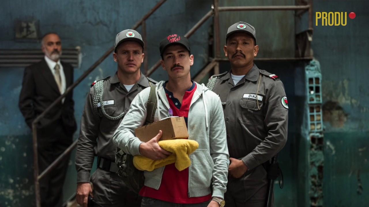 """Sobreviviendo a Escobar,Alias """"JJ"""" (latino)"""