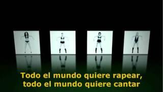 krs one & buckshot - robot (subtitulado en español)