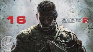Sniper Ghost Warrior 2 Siberian Strike прохождение на эксперте #16 — Нужны двое