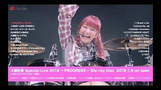 大橋彩香 Special Live 2018 ~ PROGRESS ~ Blu-ray Disc ダイジェスト映像 大橋彩香 検索動画 6