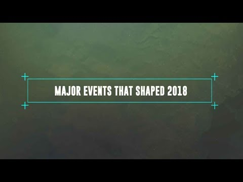 DigitalGlobe Live Maps Satellite View Casts Light On Major Newsmakers Of 2018