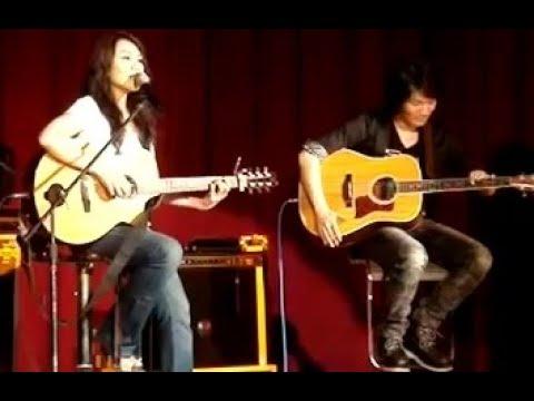 蔡健雅 盧家宏  越來越不懂 雙吉他  台大民謠之夜 活大禮堂