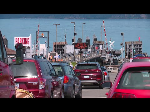 Anderson Island Ferry Closure Impacts Hundreds