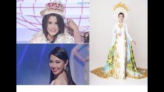 Kết quả Hoa hậu quốc tế 2018: Nguyễn Thúc Thùy Tiên out top đầy tiếc nuối
