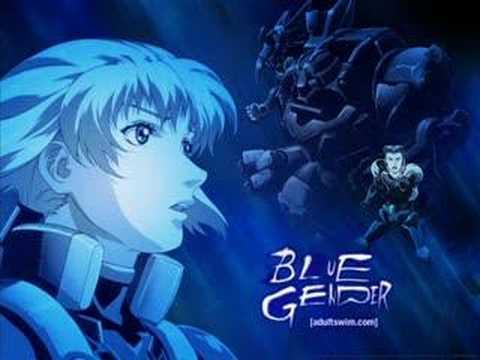 Love  taught  me blue gender