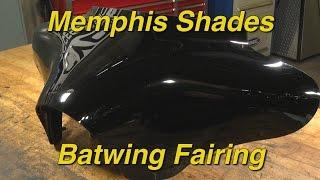 Memphis Shades Batwing Fairing