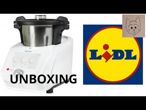 Monsieur Cuisine connect la Thermomix de LIDL Unboxing