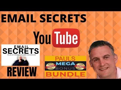 Email Secrets Review +mega bonuses