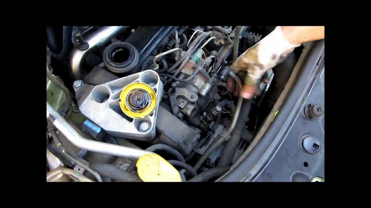 110 Engine Timing Diagram Tuto 2 3 Faire La Vidange D Une Renault M 233 Gane 2 1 5 Dci