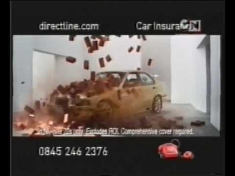 Direct Line Car Insurance Advert 2008 Youtube