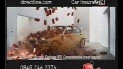 Direct line car insurance Advert 2008