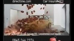 Direct line car insurance Advert 2008