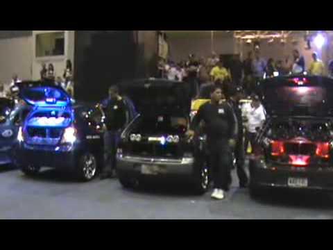 Sound Car & Tuning S San Cristobal 15 y 16Ago2009 Competencia Rockie ...