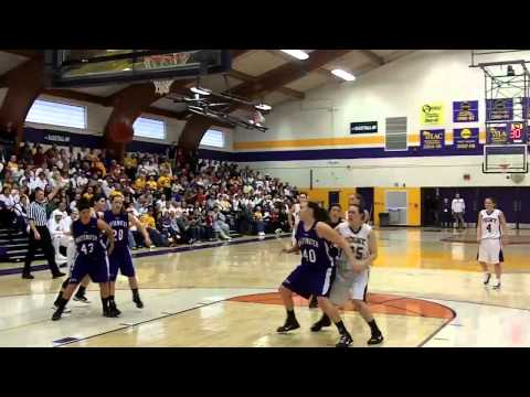 UWSP Women's Basketball vs. UW-Whitewater - WIAC Tourna ...