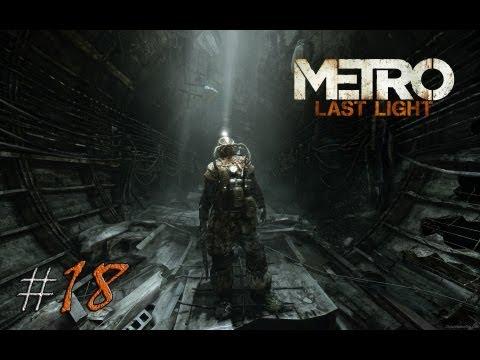 Смотреть прохождение игры Metro: Last Light. Серия 18 - Красная площадь.