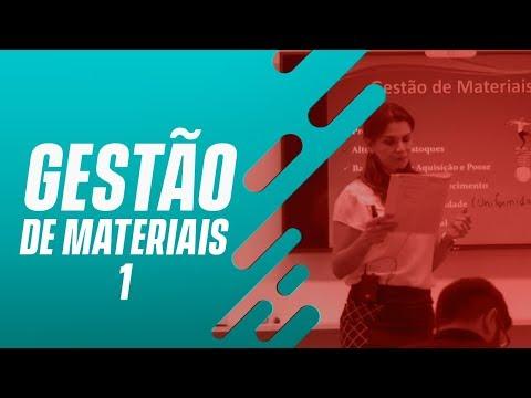 Gestão de Materiais 1