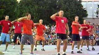 Танец физруков  мммм