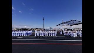Торжественный Парад в честь Дня ВМФ в Санкт-Петербурге