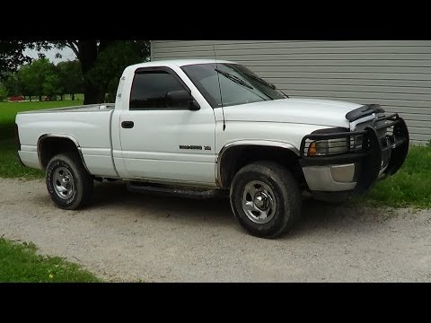 Replacing Front U-Joint - 1997 Dodge Ram 1500