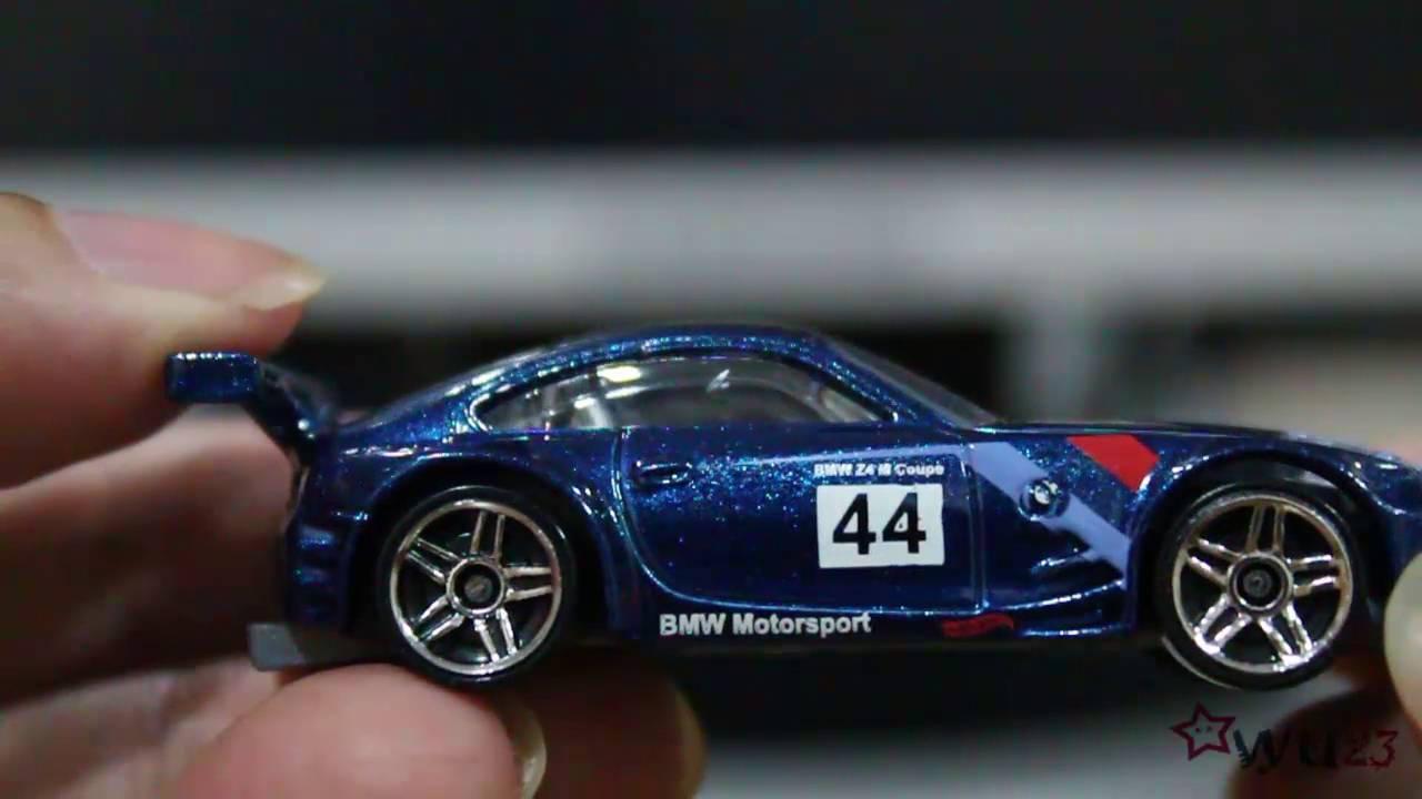 Hot Wheels 2016 Bmw Z4 M Motorsport Youtube