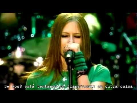 Avril Lavigne - Nobody's Fool (Live in Dublin 2003) Legendado #HD