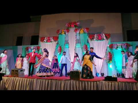 Aye Dil Laya Hai Bahar !! Amazing Performance !! By Groom's Mama & Mami ji !!