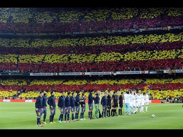 برشلونة و ريال مدريد يتواجهان مجدداً
