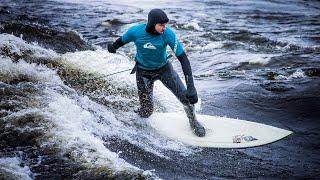 Ottawa River Surfing