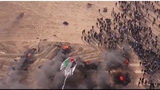 Огненные змееводы Газы