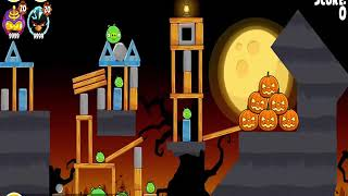 Angry Birds Seasons FULL GAME ALL LEVLELS Through the latest version