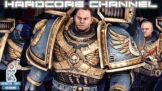 Warhammer 40000  Space Marine - Hardcore =1= Жесткая посадка