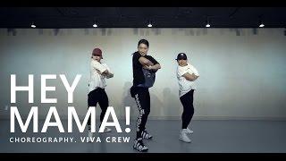EXO-CBX (첸백시) Hey Mama!헤이 마마! / Choreography. VIVA CREW
