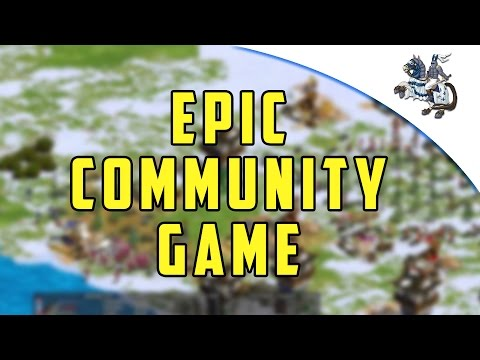 The Big One - AoE2 Community Game