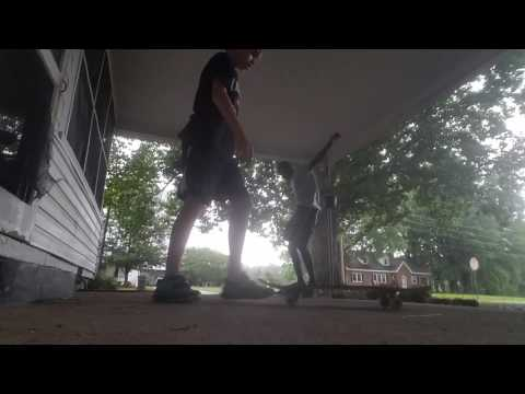 LONG BOARD FREESTYLE SESH