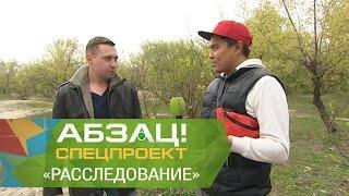 Как в  Киеве конный патруль охотится на преступников    Абзац!   22 05 2017
