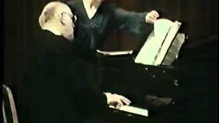 Sviatoslav Richter – Tchaikovsky and Rachmaninoff recital (Moscow, 1981)