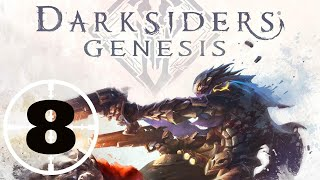 Darksiders Genesis - Cap. 08 - La guarida del tesoro