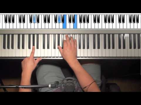 Improv Piano Tip #2   Transition Chords   Free Chord Piano
